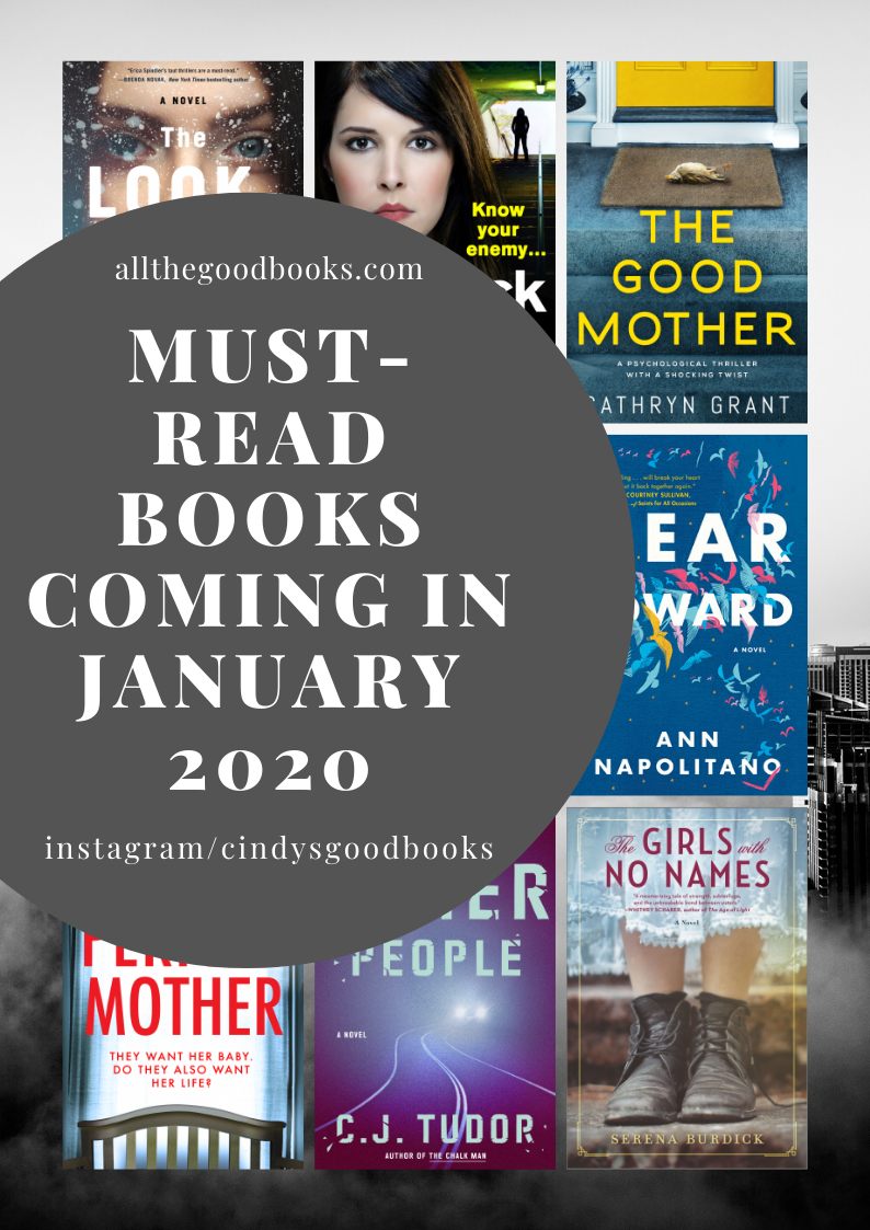 new books coming out in January 2020